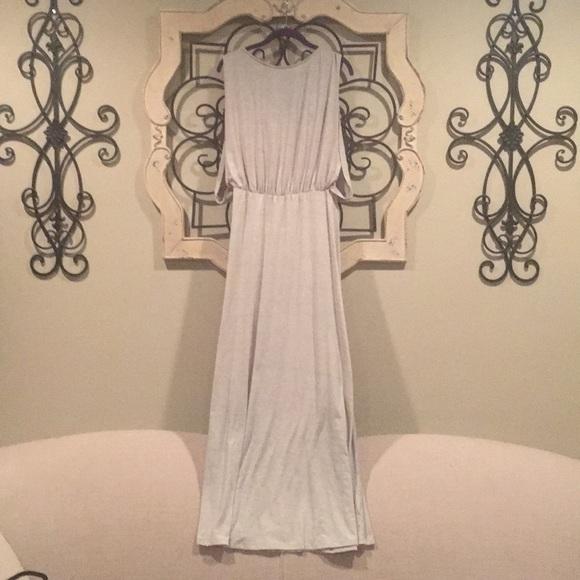 Caralase maxi dress